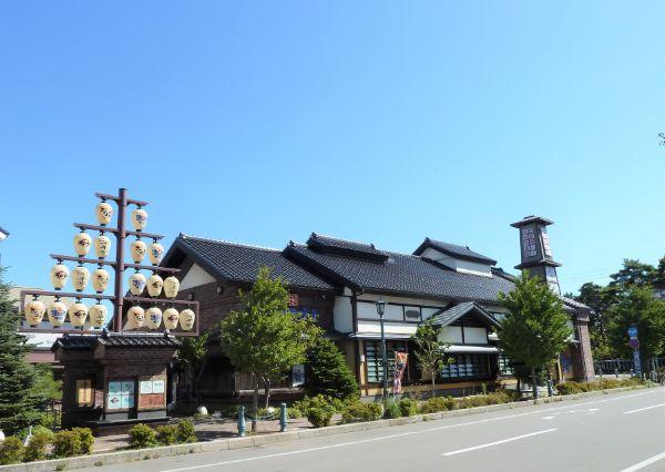 函館ベイ美食倶楽部(外観)