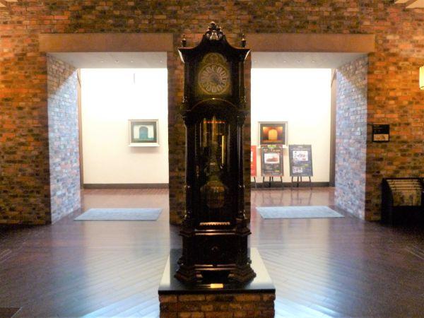 ラビスタ函館ベイホテルの振り子時計